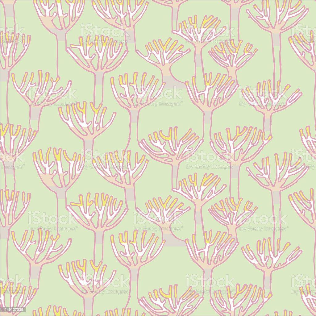 summer wood seamles pattern royalty-free stock vector art