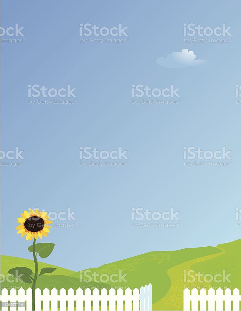 Summer's Here.... royalty-free stock vector art