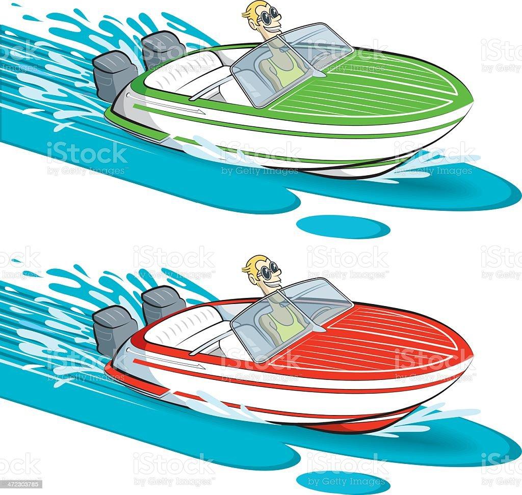 summertime running... royalty-free stock vector art