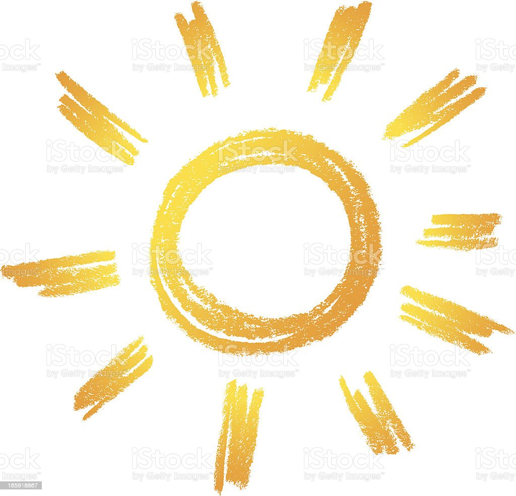 Sun royalty-free stock vector art