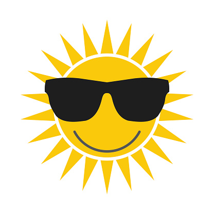 Sun Clip Art, Vector Images & Illustrations - iStock