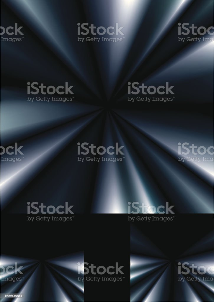 Sunbeam royalty-free stock vector art