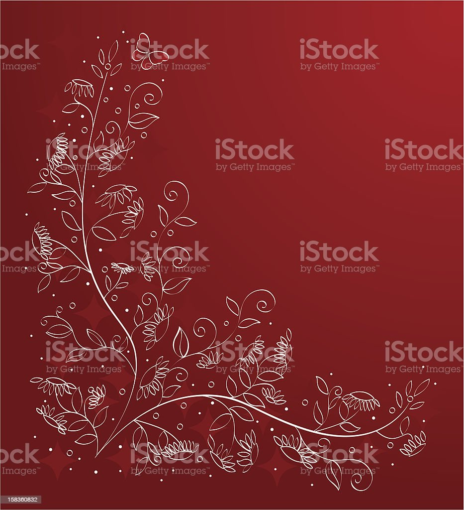 Sunflower background royalty-free stock vector art