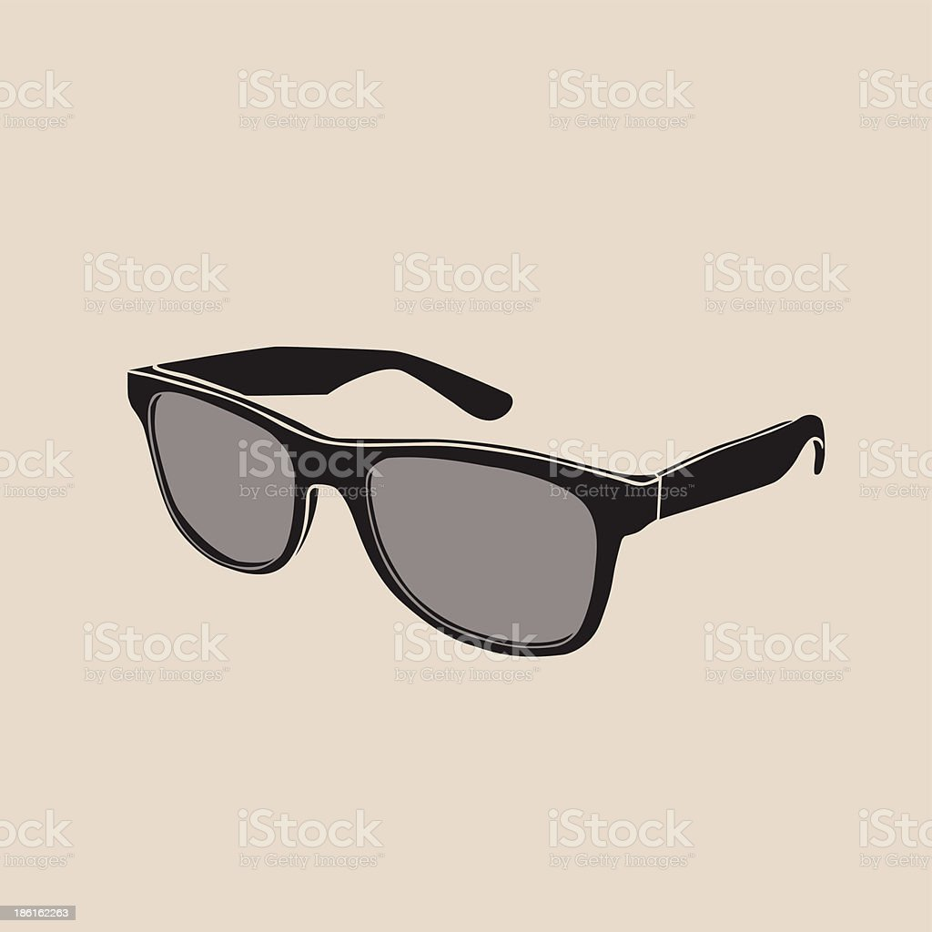 sunglasses fashion royalty-free stock vector art