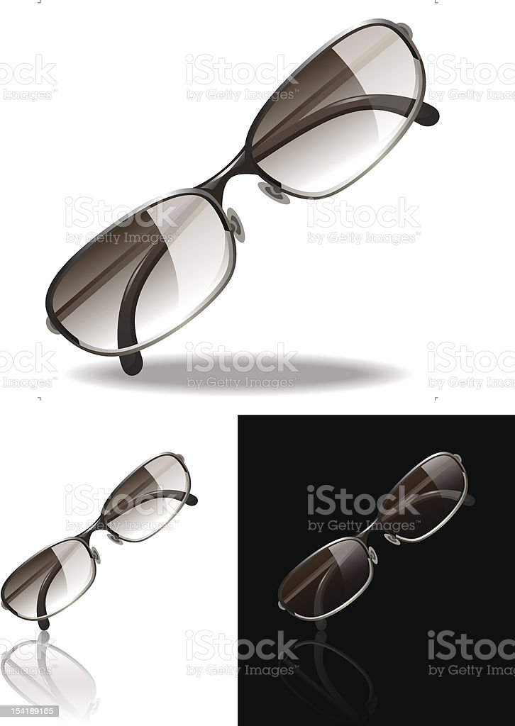 sunglasses royalty-free stock vector art