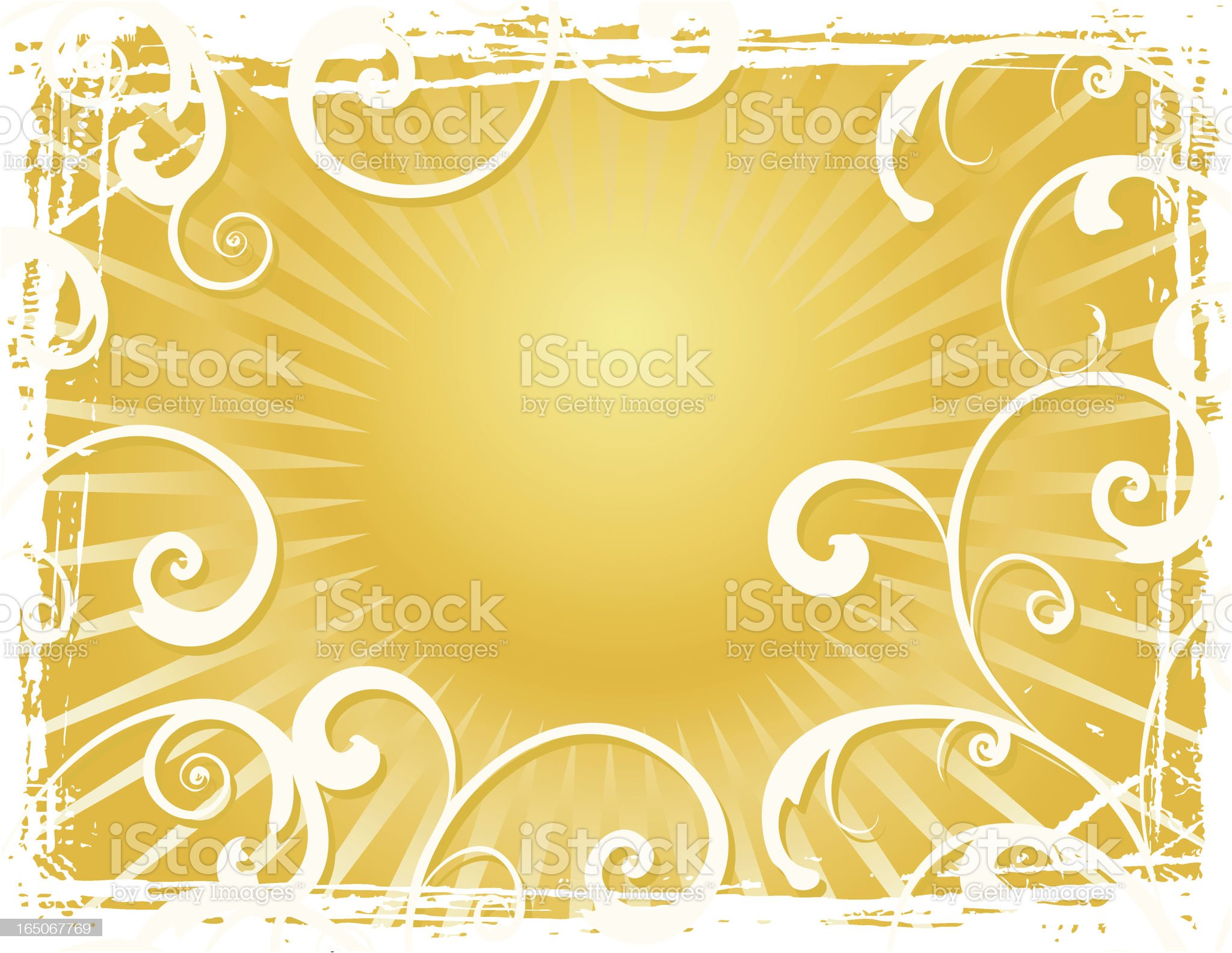 Sunny Background royalty-free stock vector art