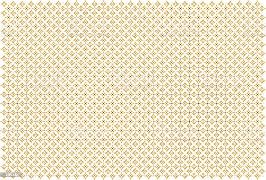 Sunny Pattern royalty-free stock vector art
