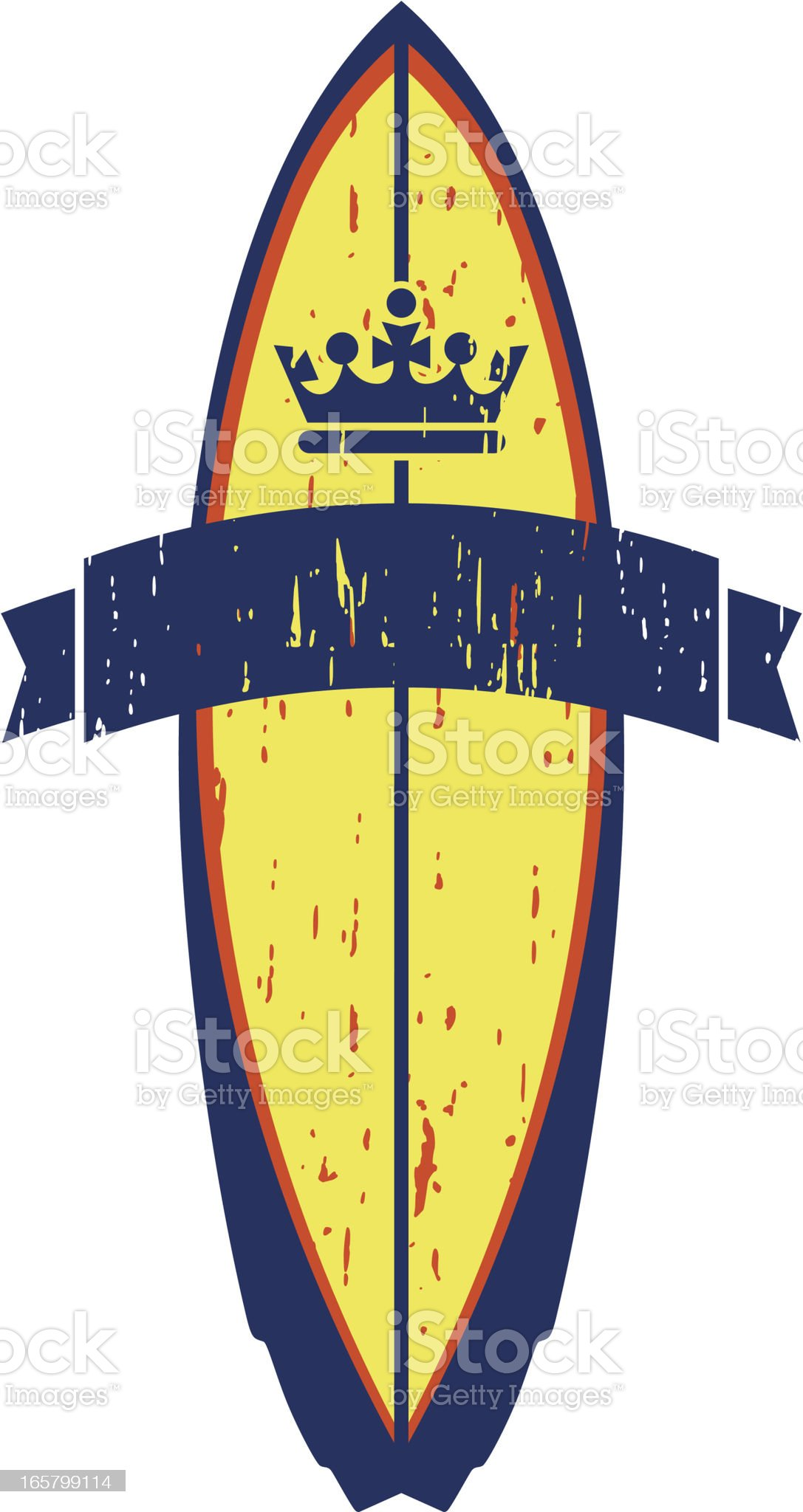 surf competition royalty-free stock vector art
