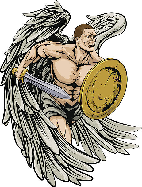 angel michael clipart - photo #8