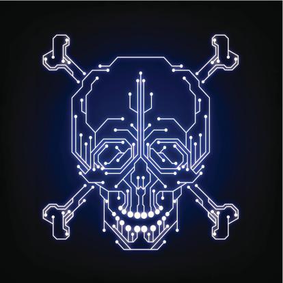 Computer Hacker Clip Art, Vector Images & Illustrations ...