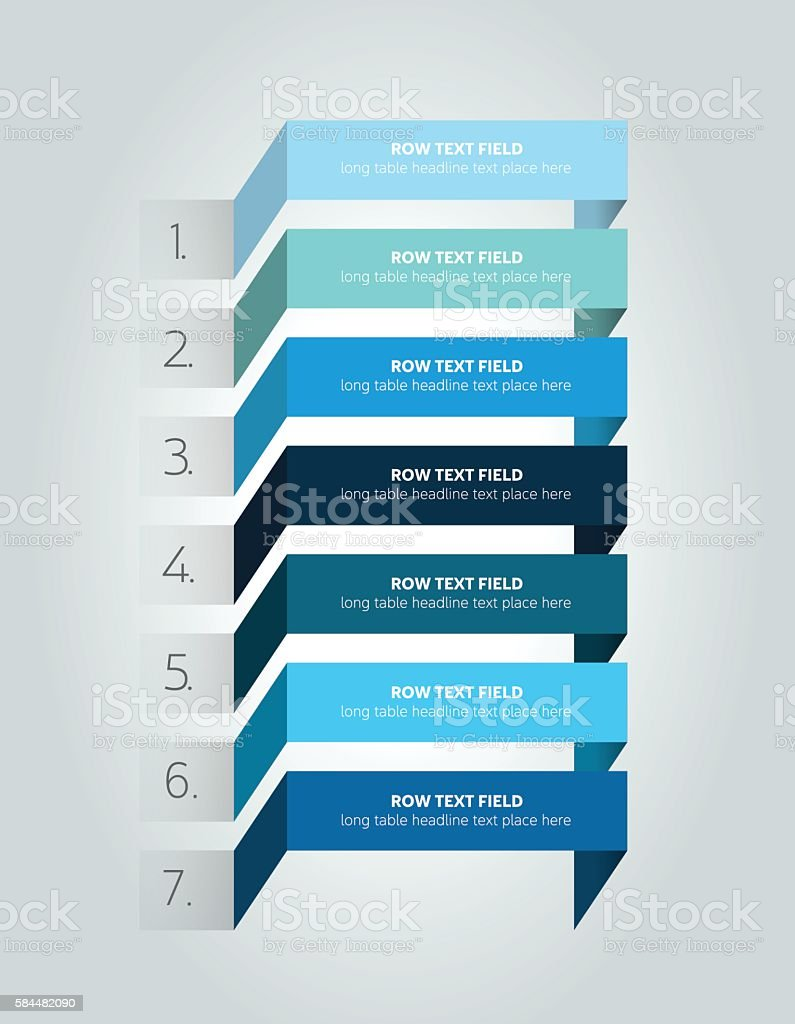 Table chart design - Buy Single Word Chart Internet Number Number 8 Table Schedule Design