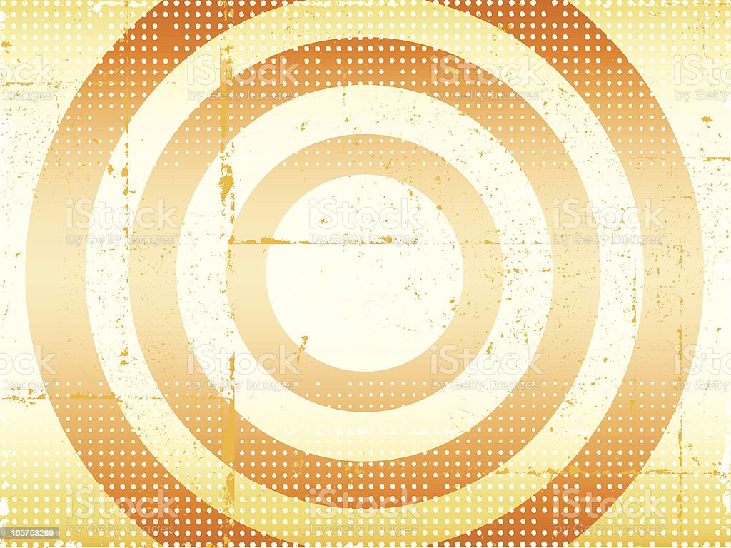 Target Background royalty-free stock vector art