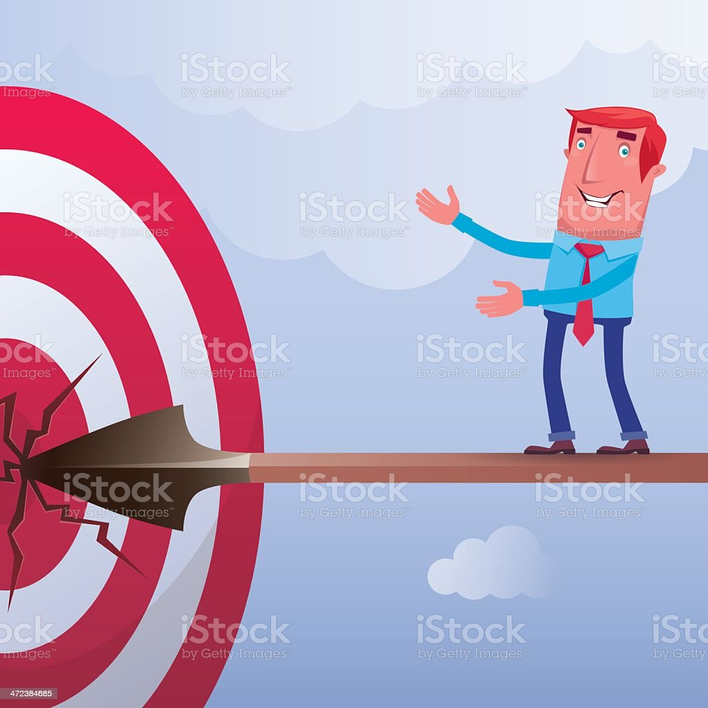 target royalty-free stock vector art