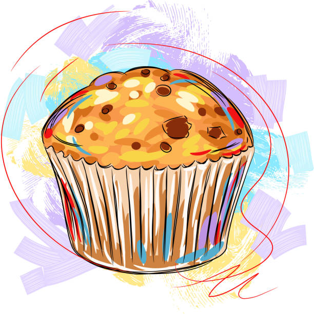 Muffin Clip Art, Vector Images & Illustrations - iStock