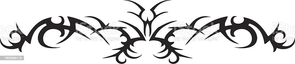 Tattoo Design royalty-free stock vector art