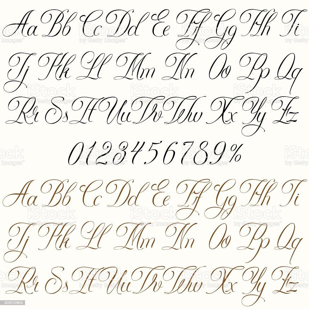 Тату буквы русский перевод