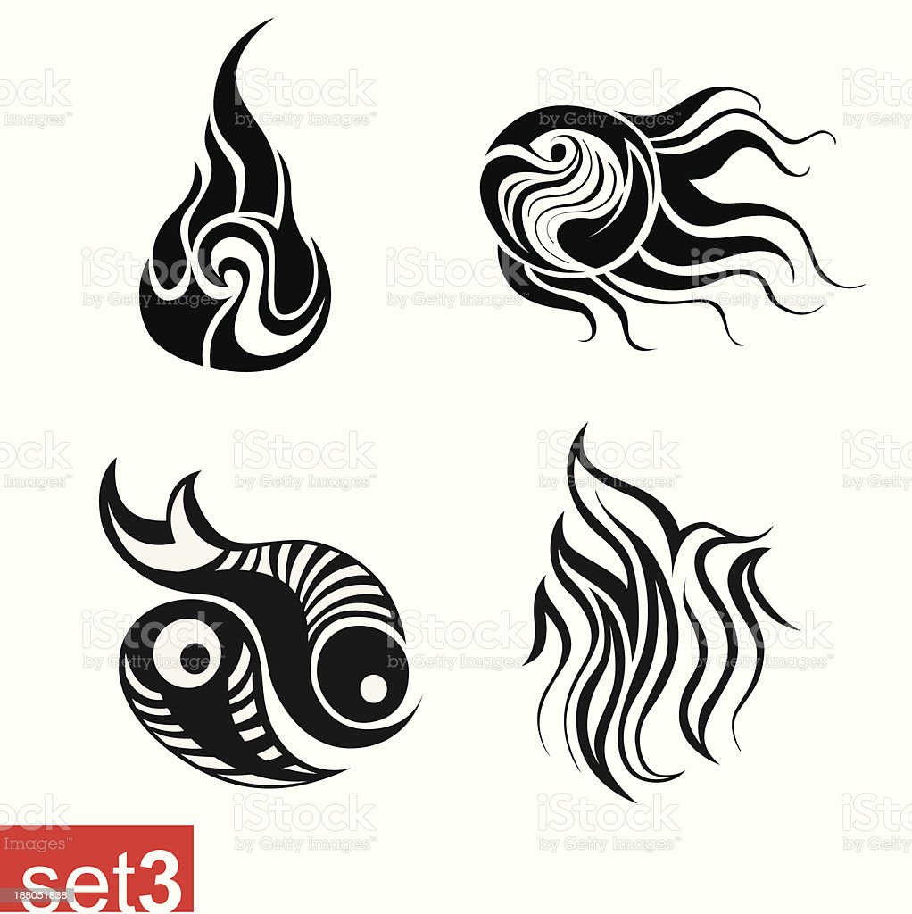 tattoo vector art illustration