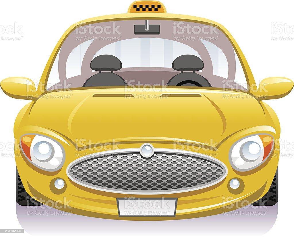 Taxi royalty-free stock vector art