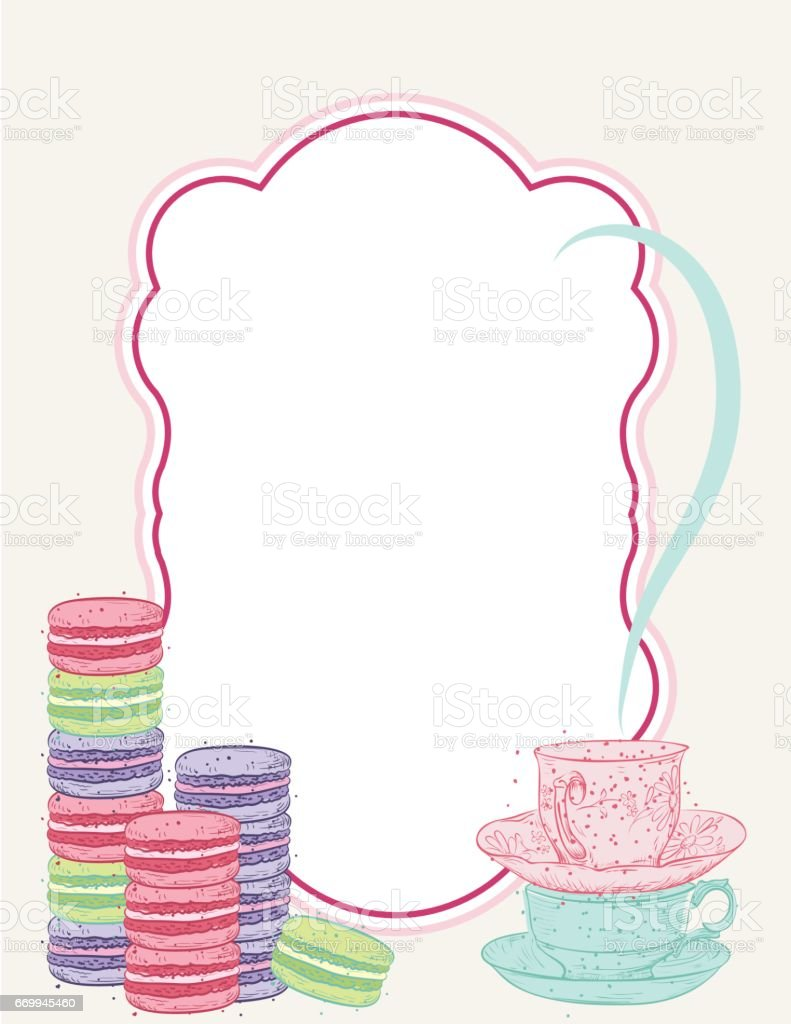Tea party background royalty free stock photo image 28839215 - Jpg 791x1024 Tea Party Background