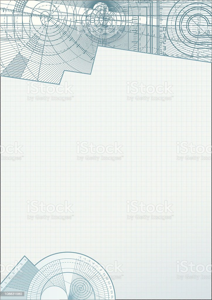 technical backgrounda royalty-free stock vector art