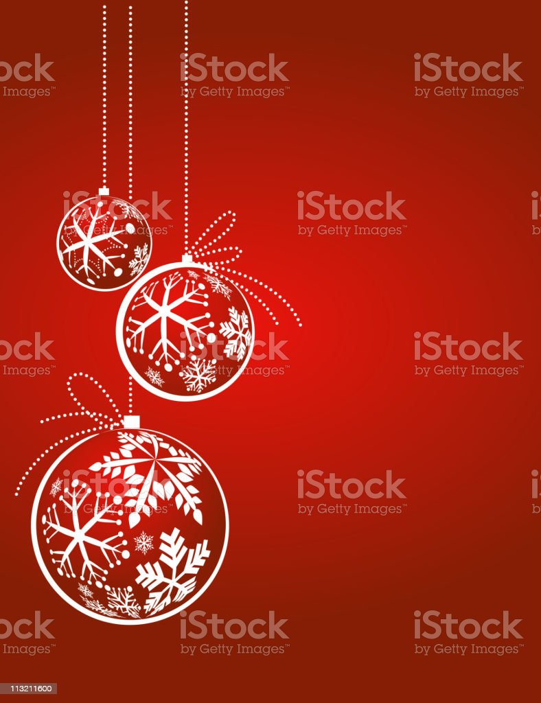 Technological  Christmas tree background royalty-free stock vector art