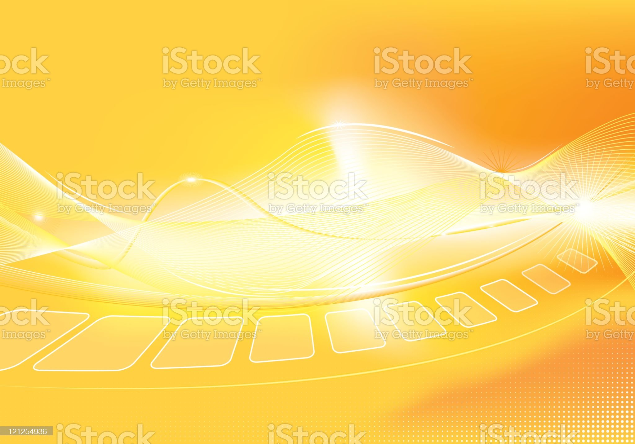 Technology abstract background royalty-free stock vector art