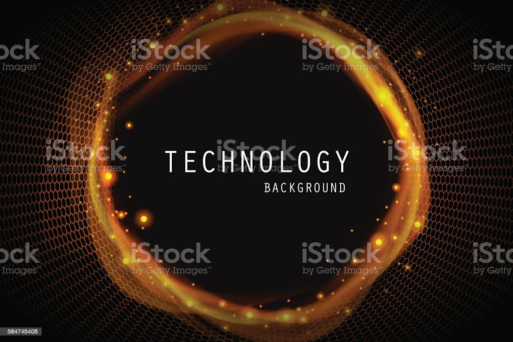 Technology background royalty-free stock vector art