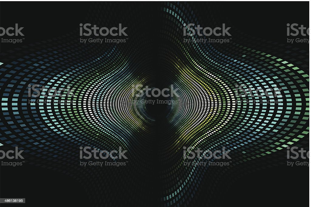 Technology concept abstract futuristic background vector art illustration