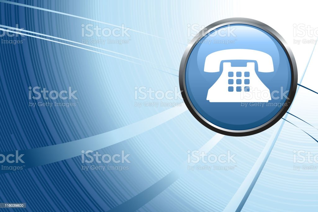 Telephone royalty free vector art Background royalty-free stock vector art