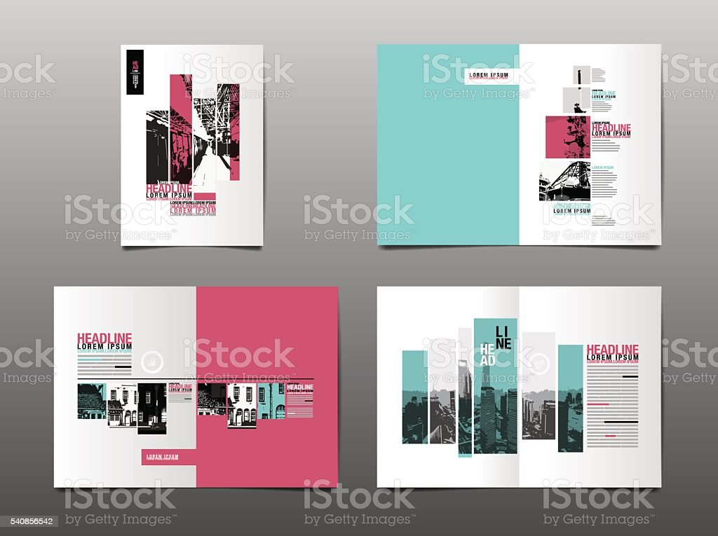 template design layoutbrochure design templates stock