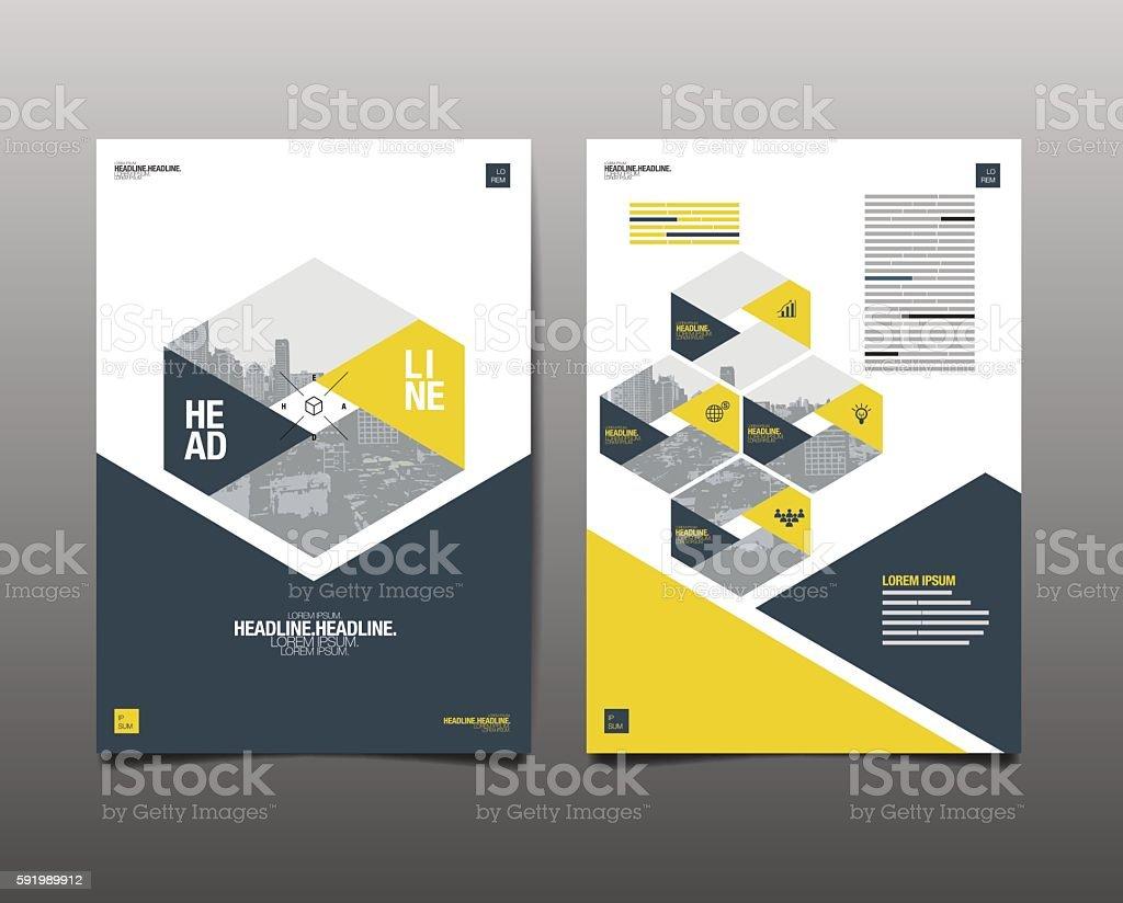 Template design, Layout,Brochure Design Templates,Geometric Abstract Modern Backgrou vector art illustration