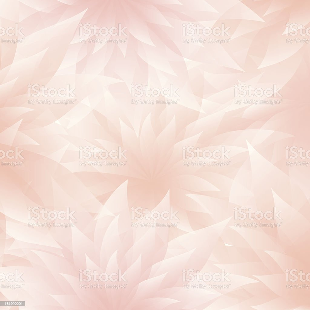 Tender Elegant Flower Background royalty-free stock vector art
