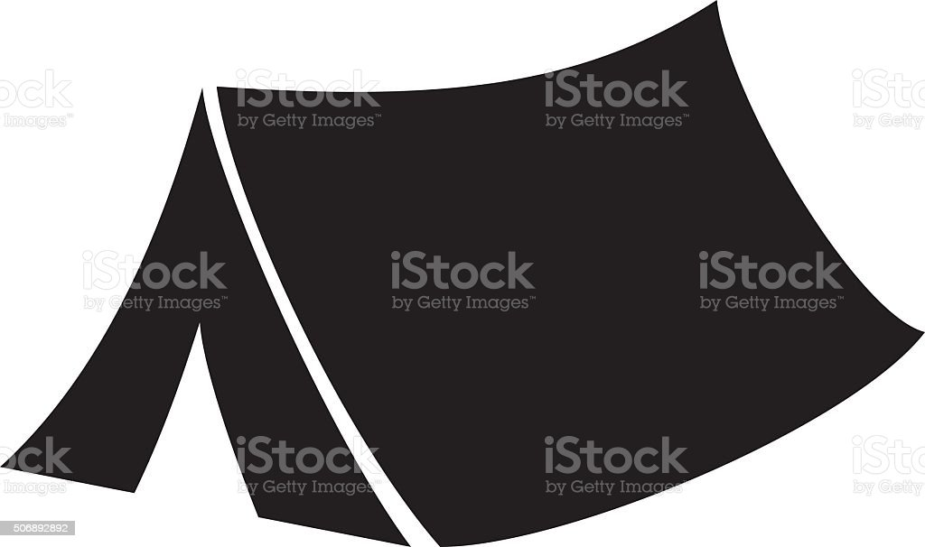 Tent Symbol, Aust Std Service/tourist Signs