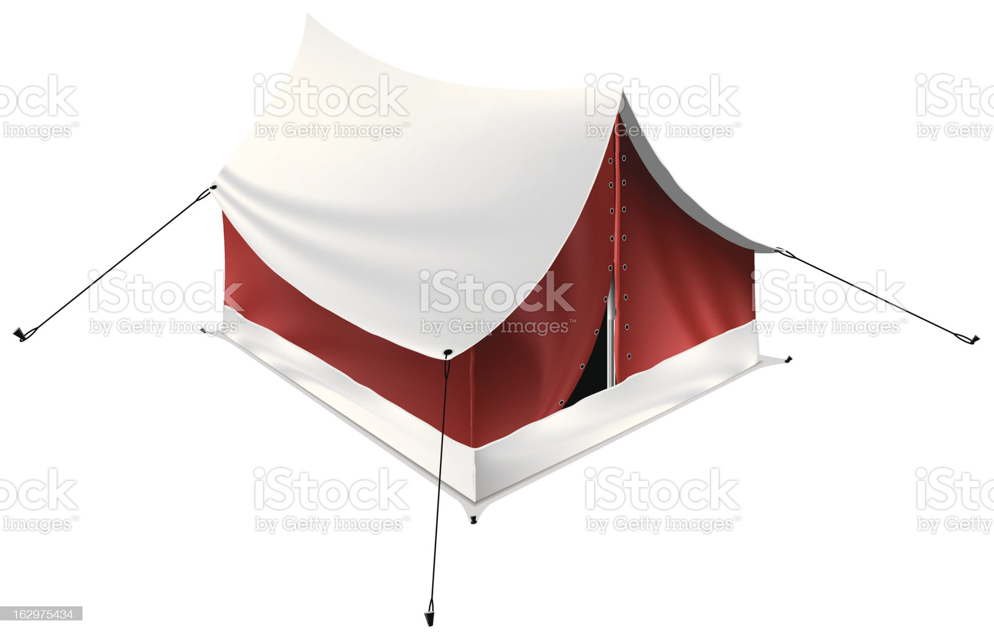 tent vector royalty-free stock vector art
