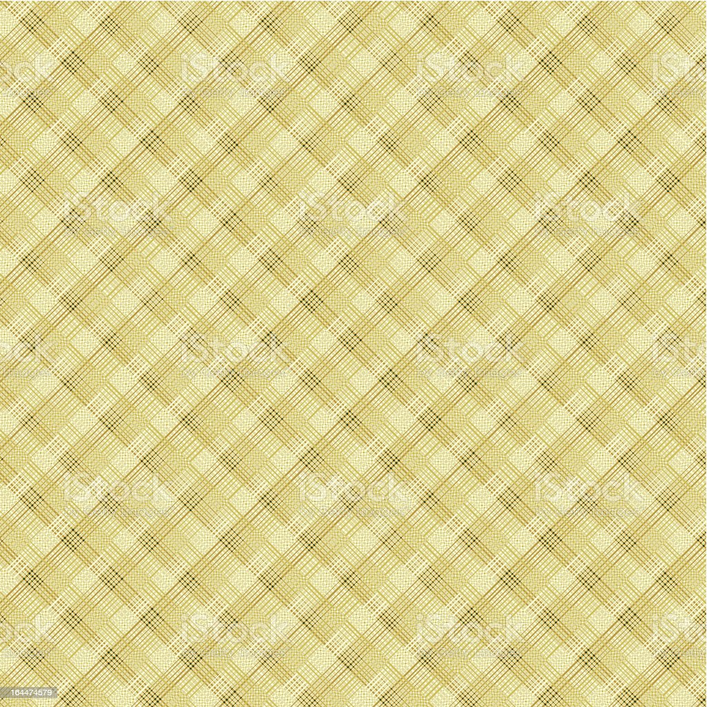 Textile background, seamless pattern included vector art illustration