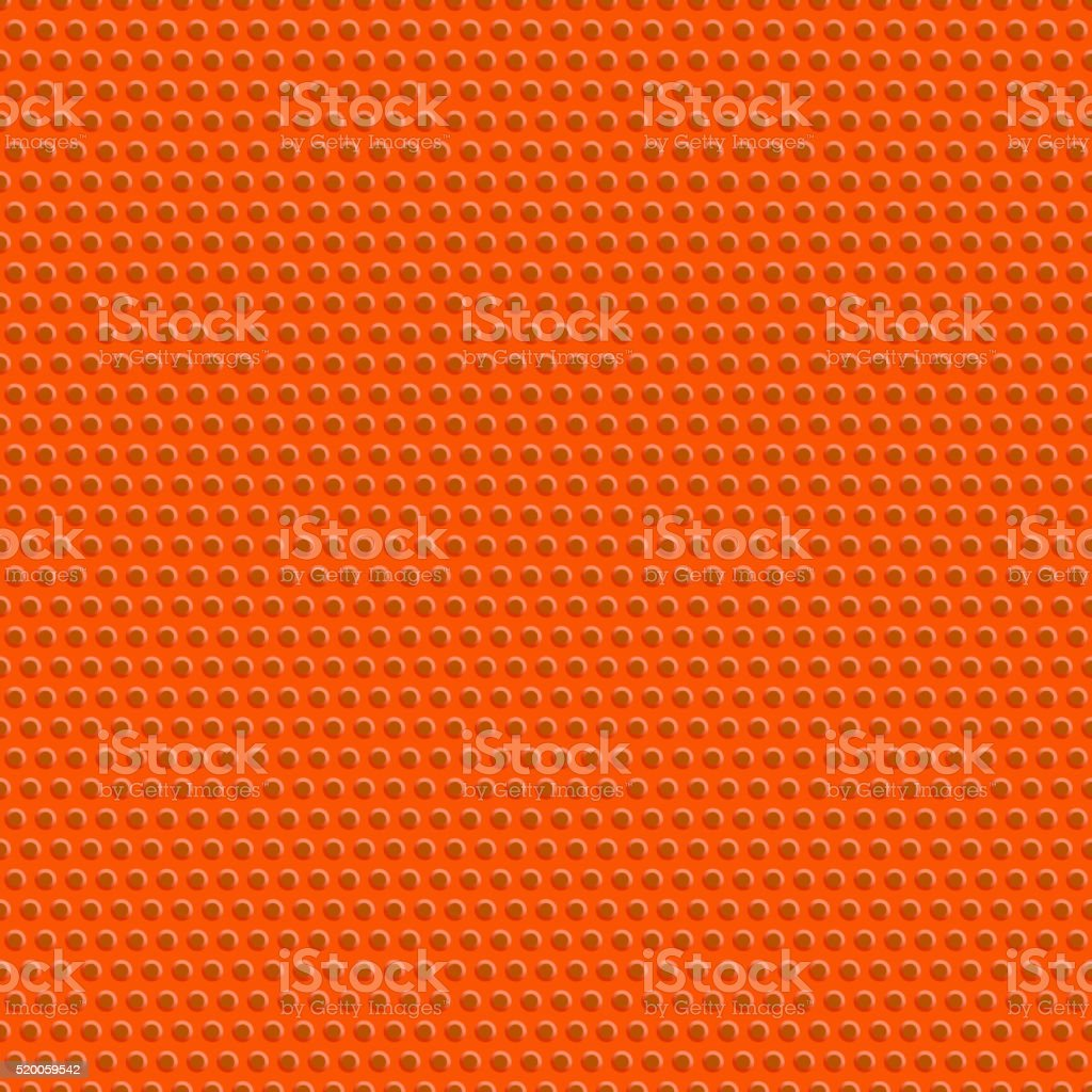 Texture and seamless pattern of basketball ball. vector art illustration