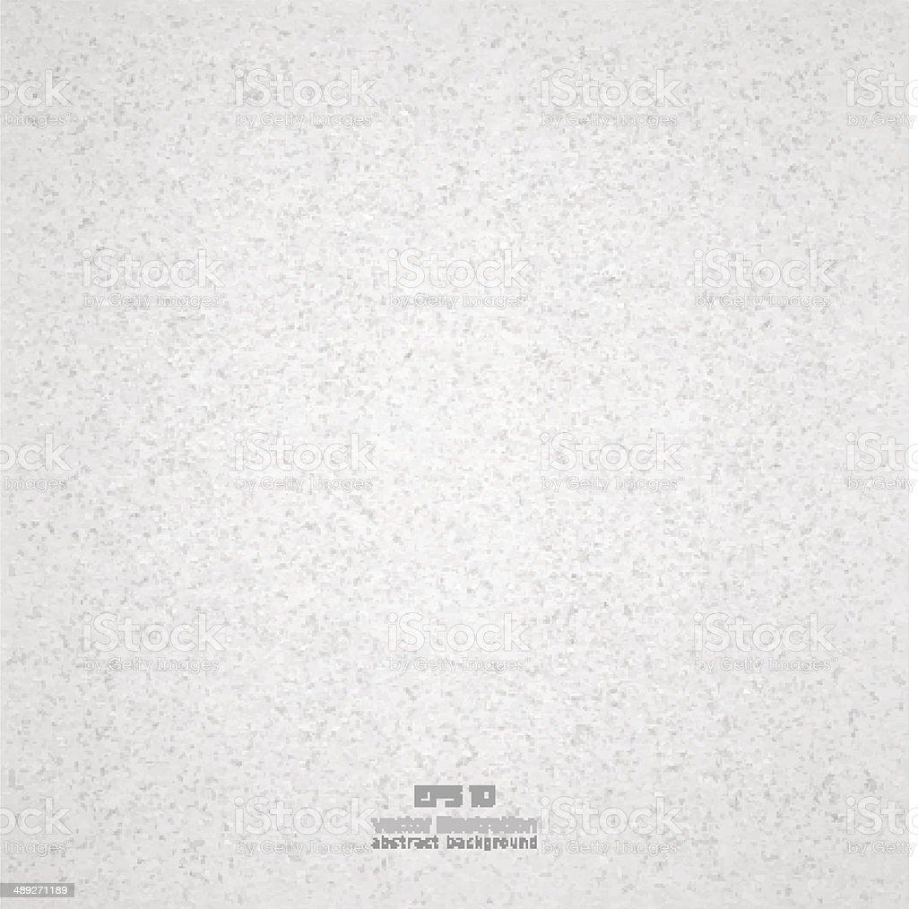 Texture of white paper vector art illustration