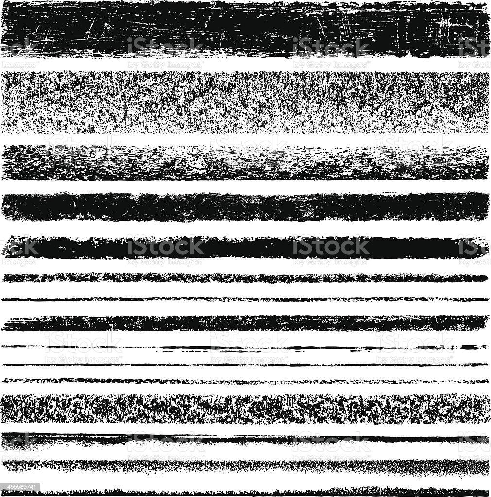 Texture stripes vector art illustration