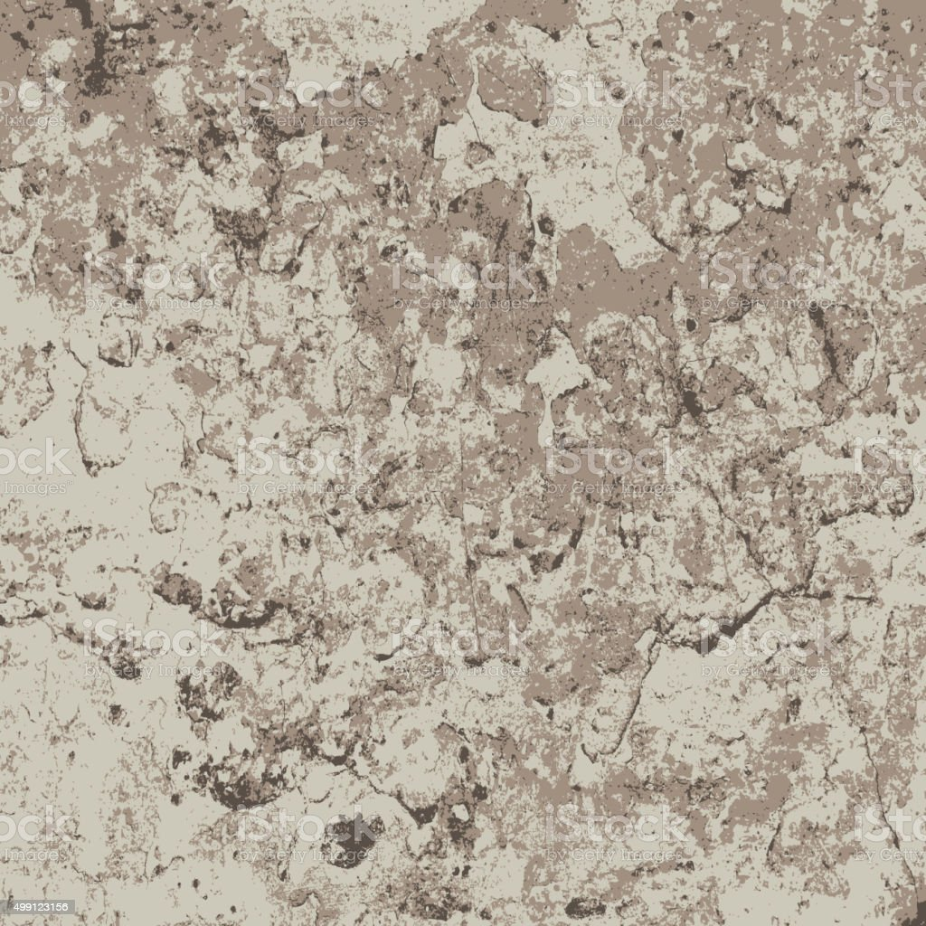 Texture   wall with  streaks stains. Vector illustration. vector art illustration