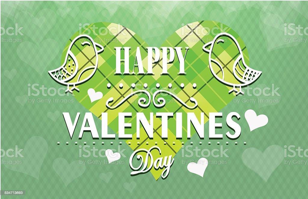 Texture de fond de la Saint-Valentin stock vecteur libres de droits libre de droits