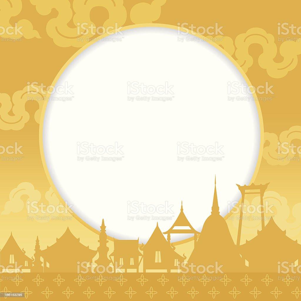 Thailand royalty-free stock vector art
