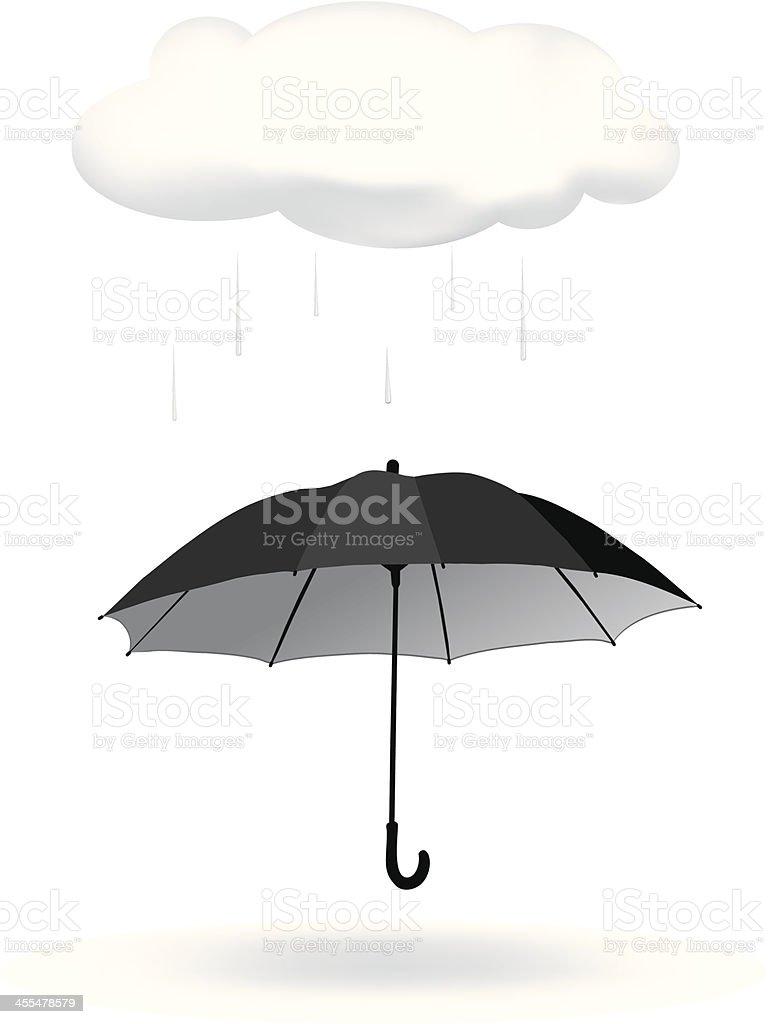 That Rainy Day royalty-free stock vector art