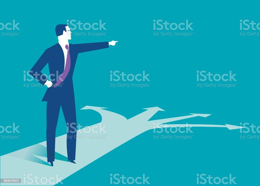 The best choice vector art illustration