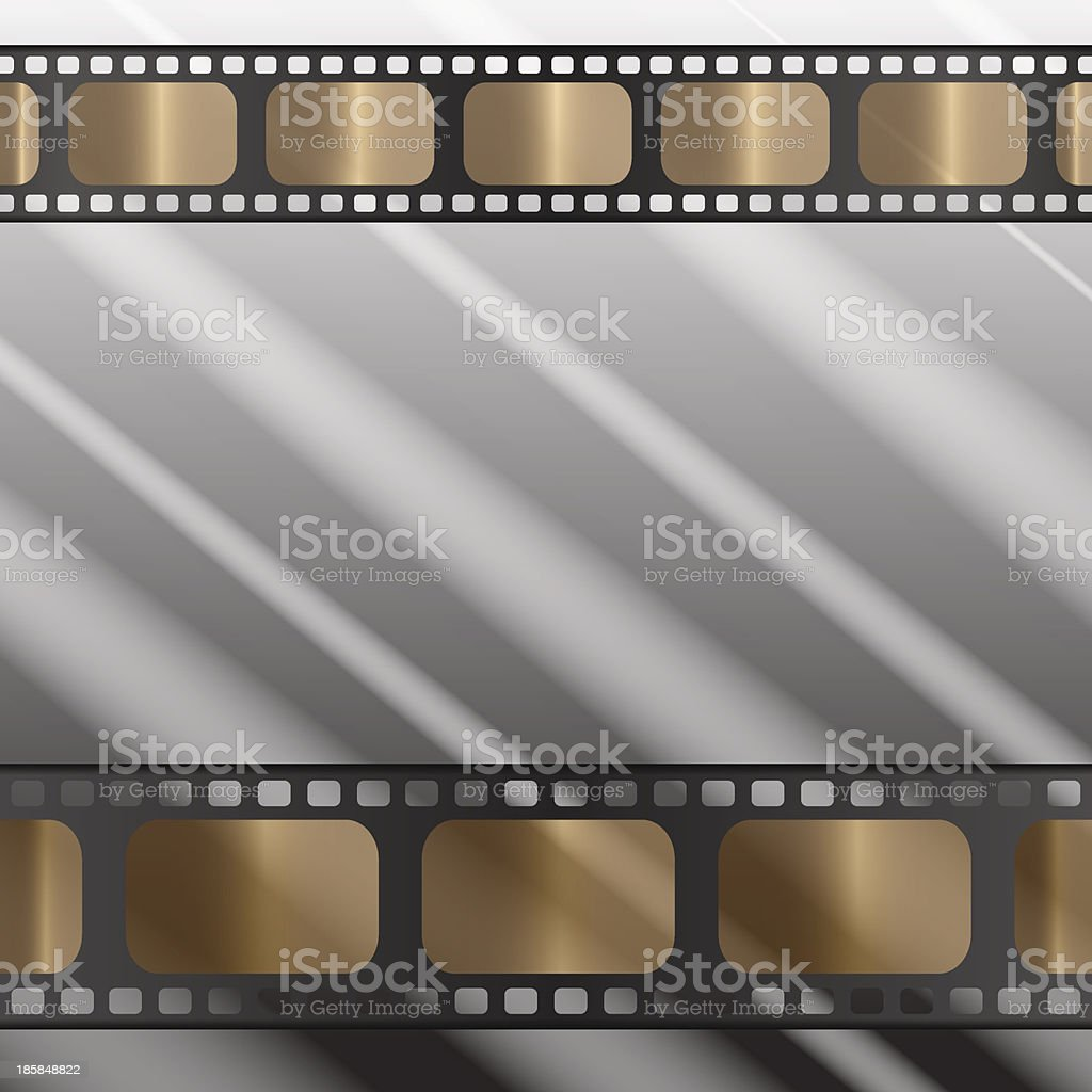 the black movie royalty-free stock vector art