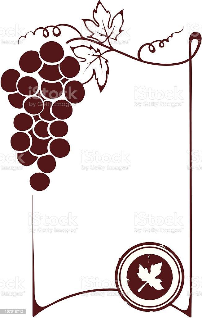 wine label clip art border cliparts. Black Bedroom Furniture Sets. Home Design Ideas