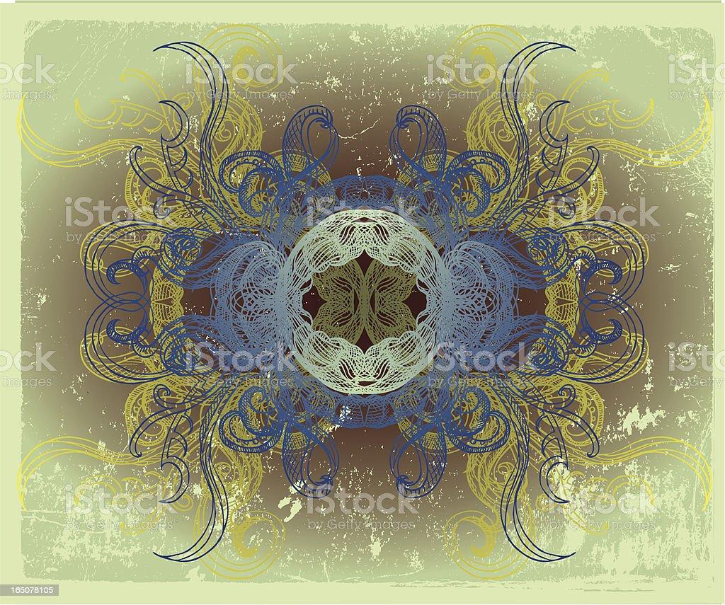 Der innere Sonne Lizenzfreies vektor illustration