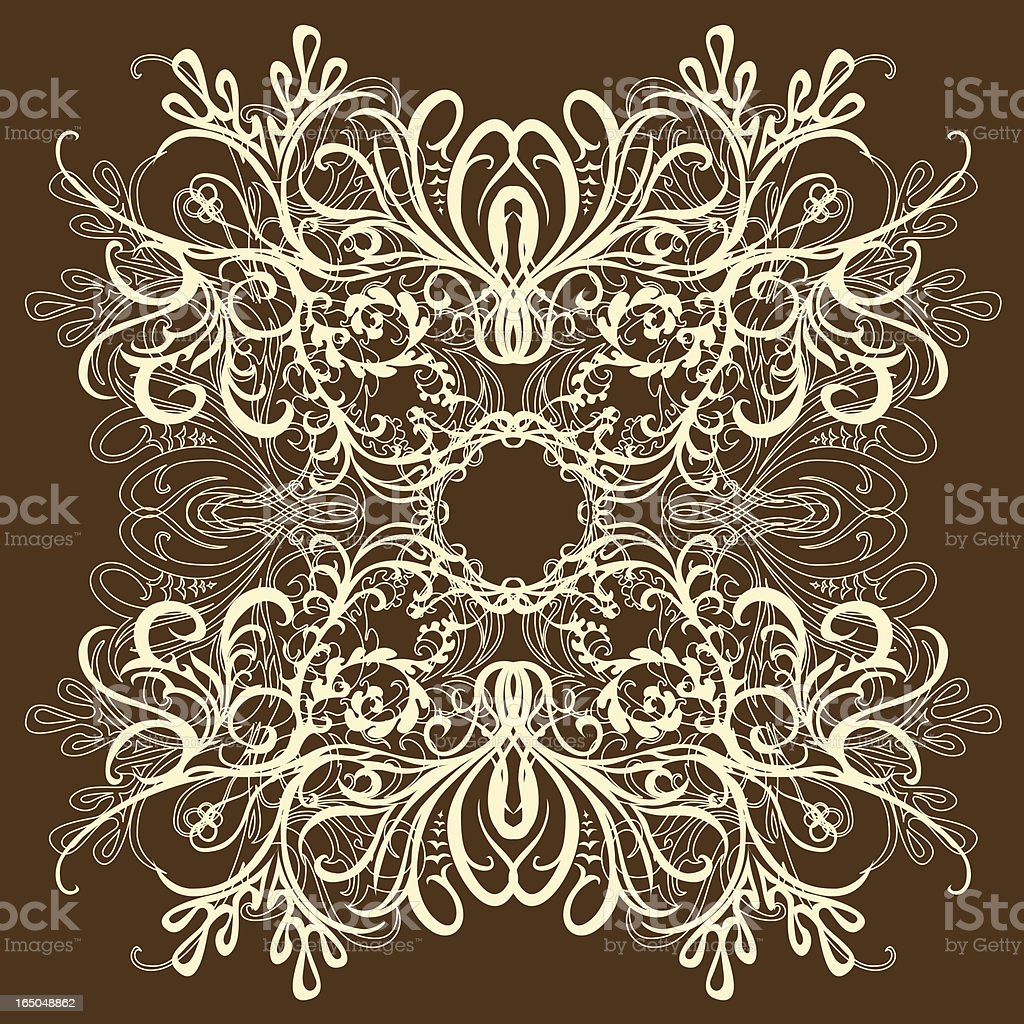 the unraveling royalty-free stock vector art