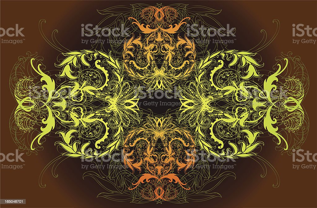 the vision royalty-free stock vector art