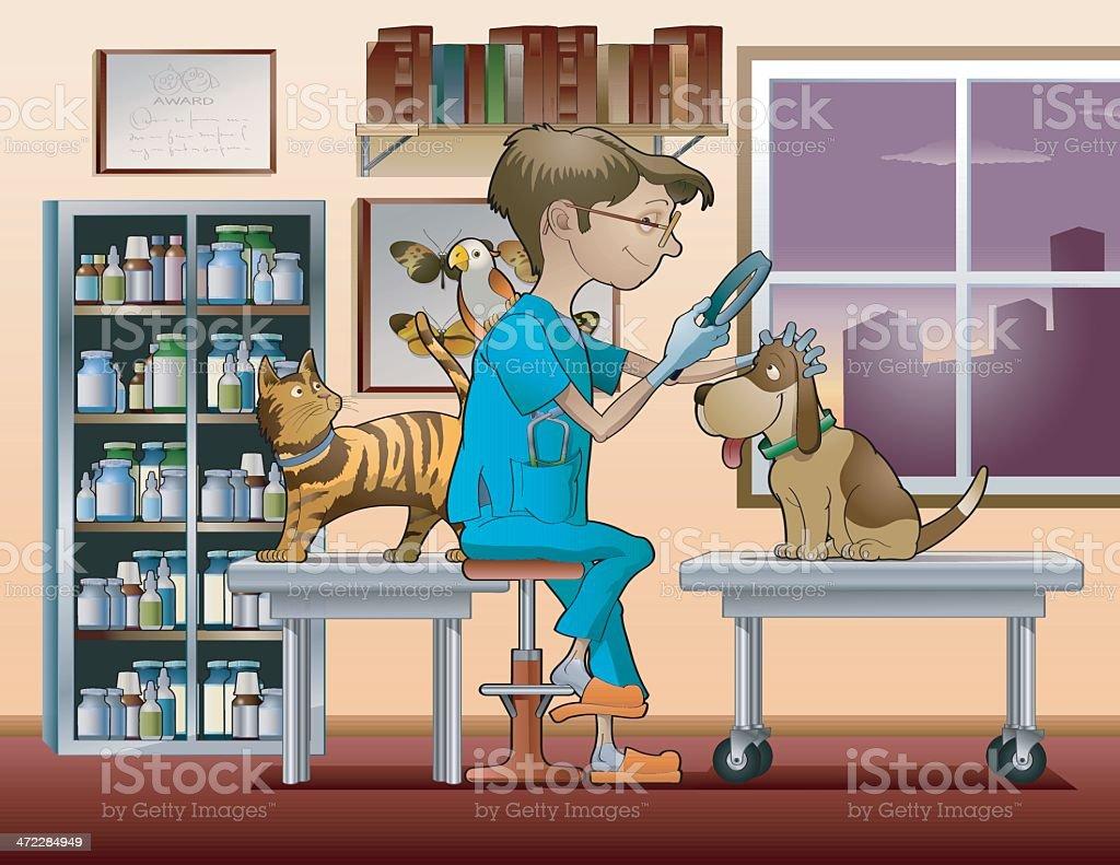 The warmest company vector art illustration