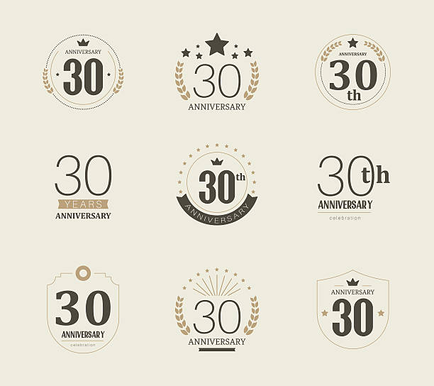 Anniversary Clip Art, Vector Images & Illustrations - iStock